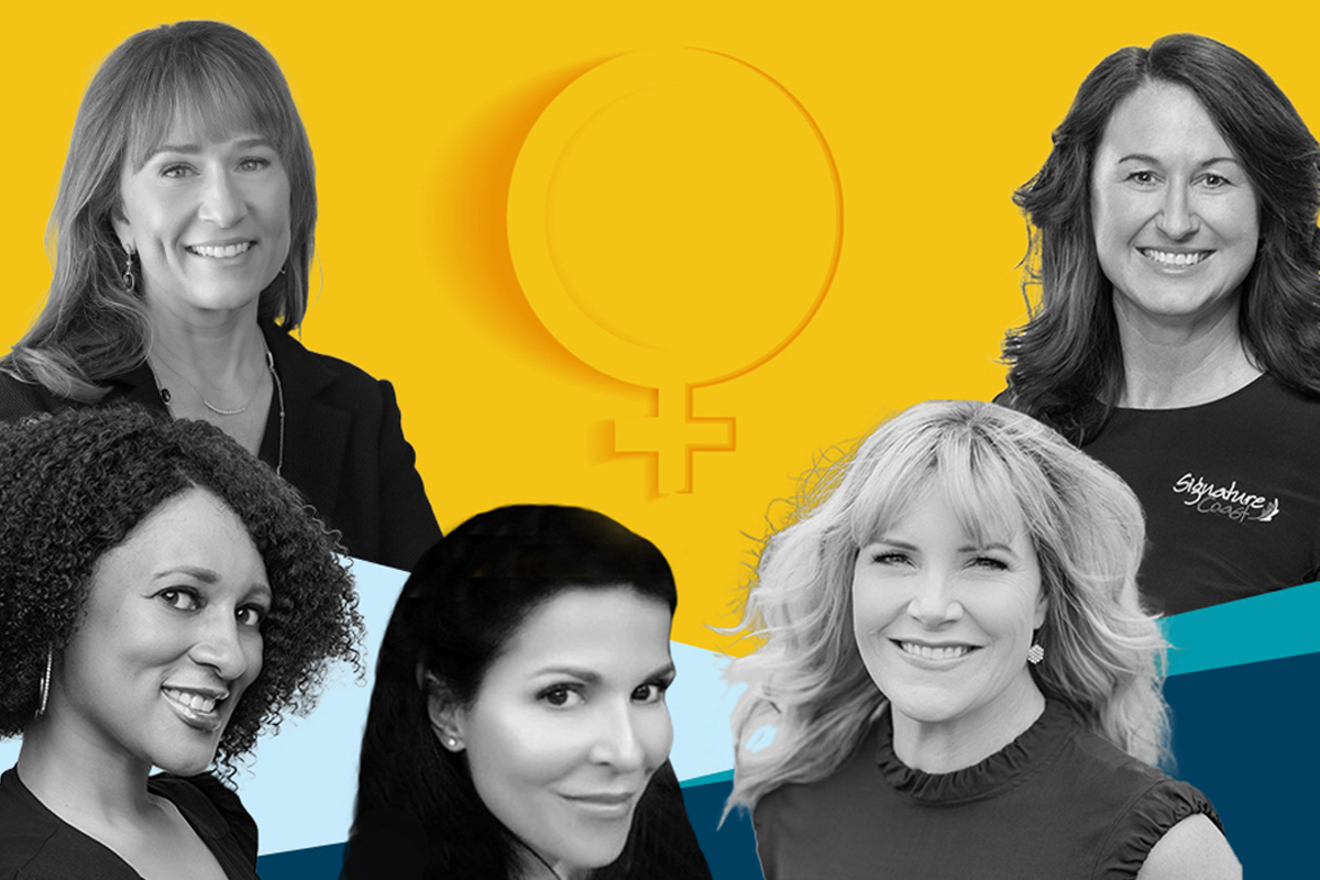 5 women are recognized by vistage for exceptional leadership