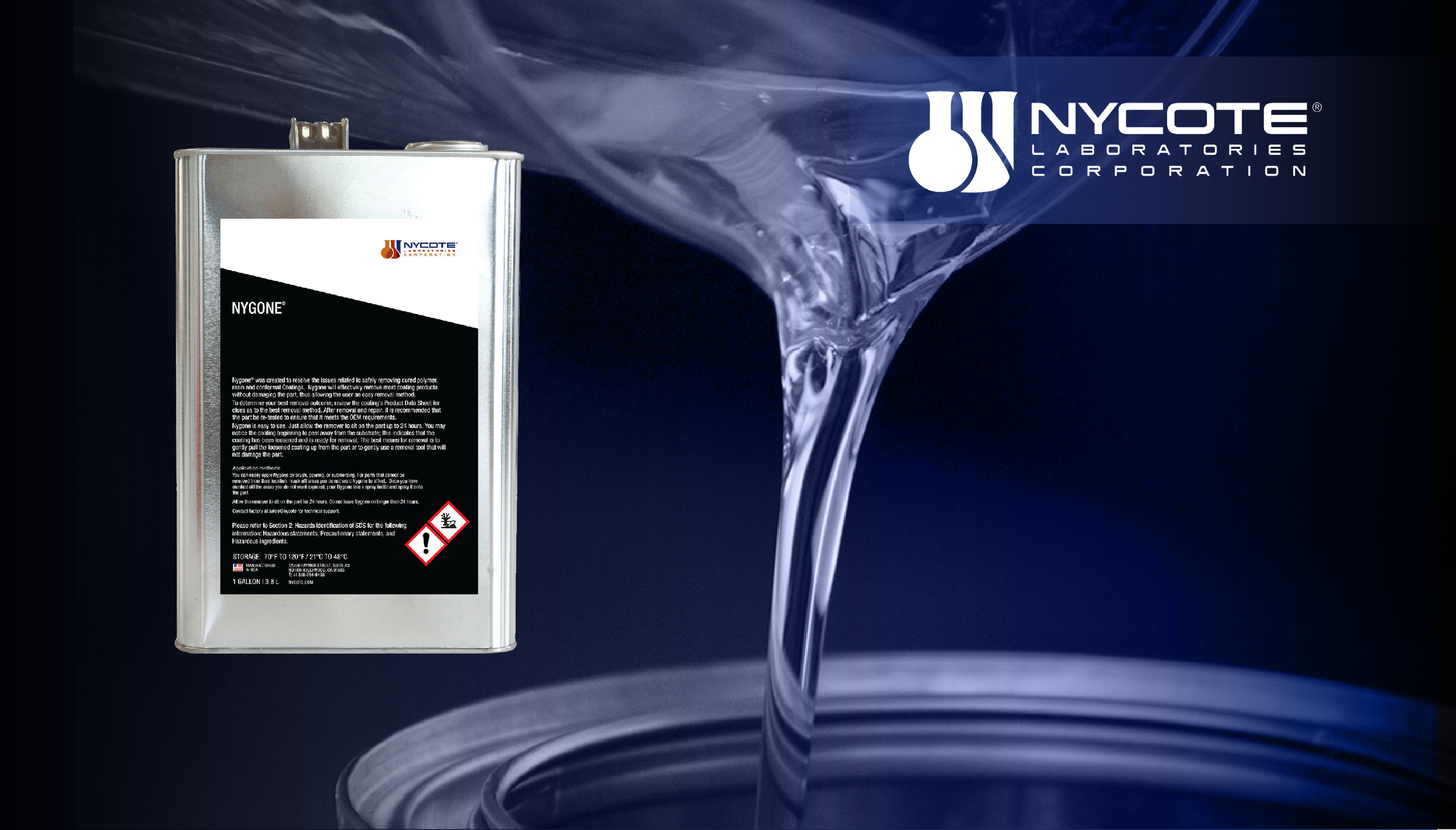 Nygone new nycote product
